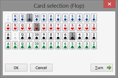 flop-selection