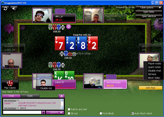 VideoTable_888Poker